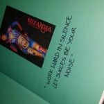 Boekje gekregen van RoxaRosa